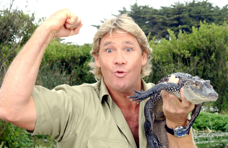 Steve Irwin Netflix
