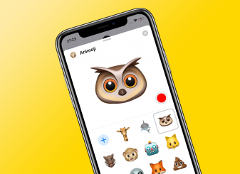 animoji iOS 12.2
