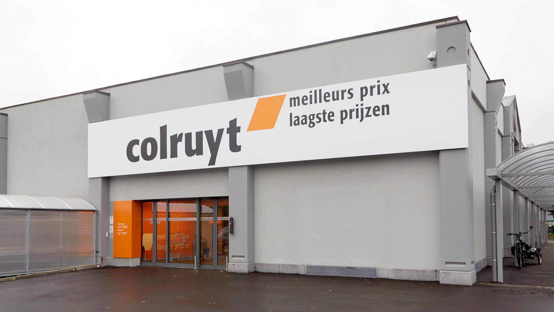 Colruyt Belgie
