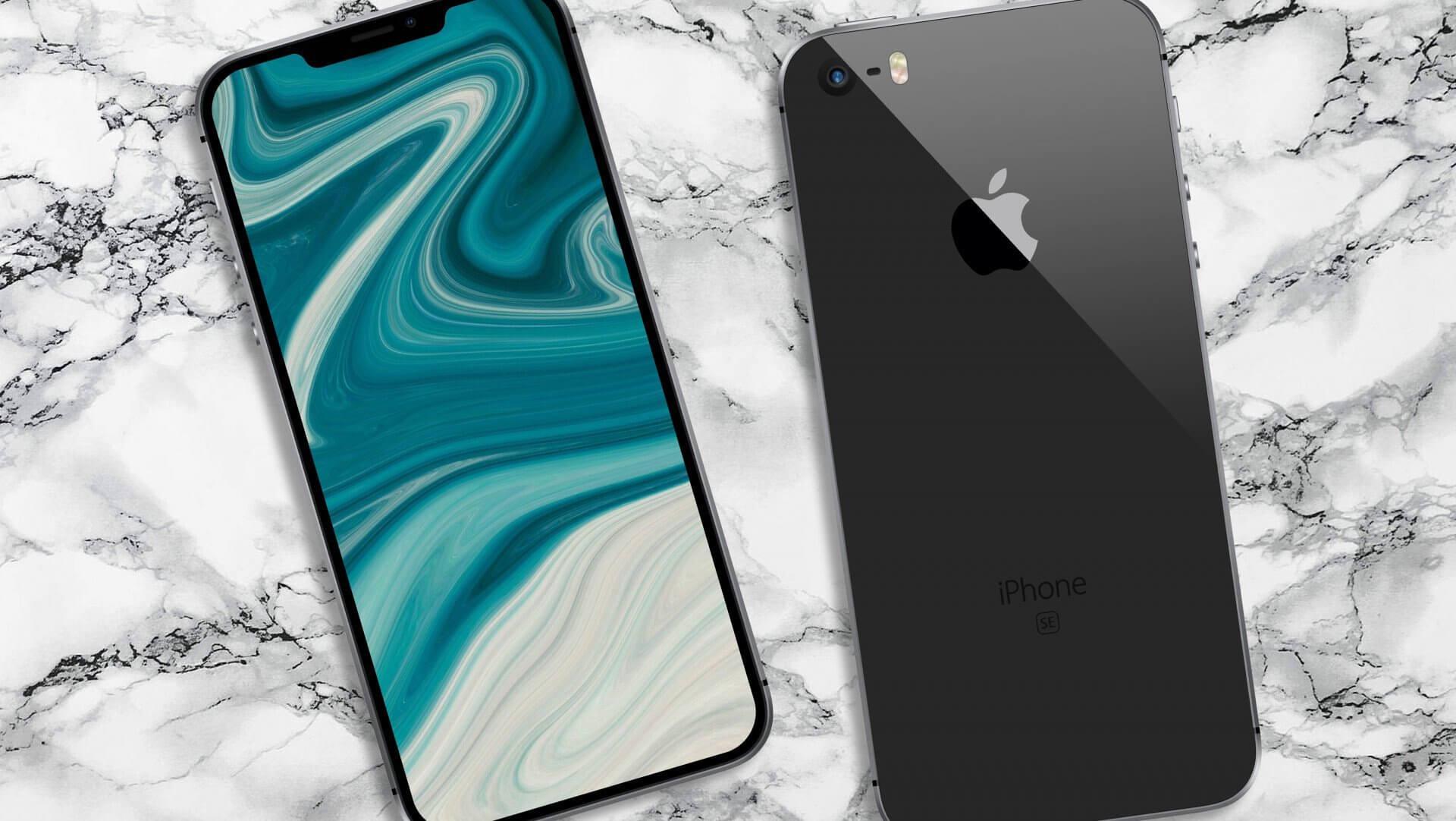 Grote kans dat de iPhone SE2 op de markt komt!