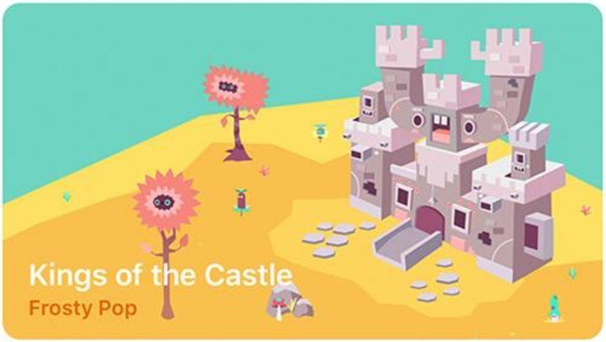 Apple Arcade Kings of the Castle