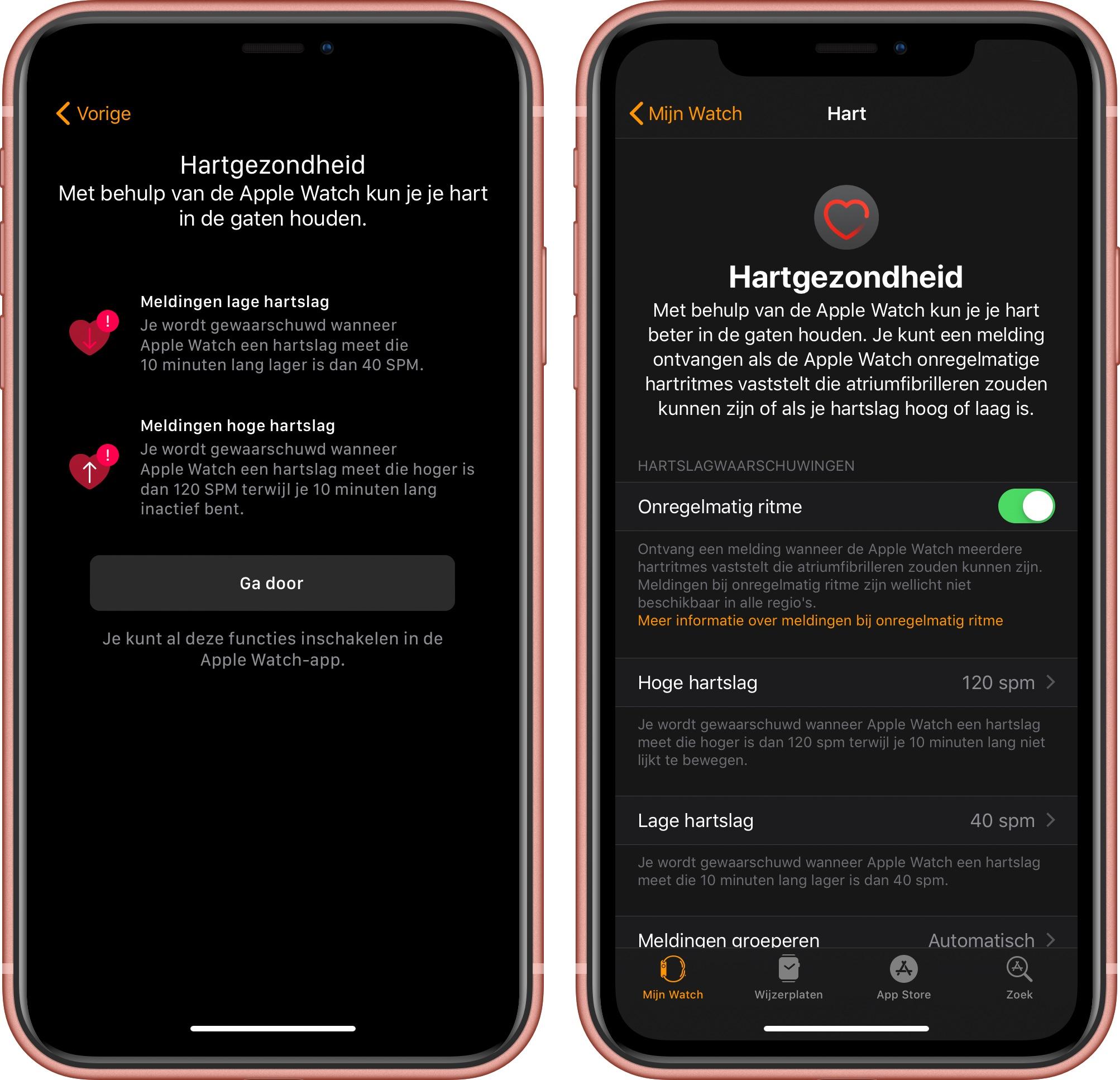 Apple Watch hartmonitoring 001