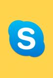 Skype logo 16x9