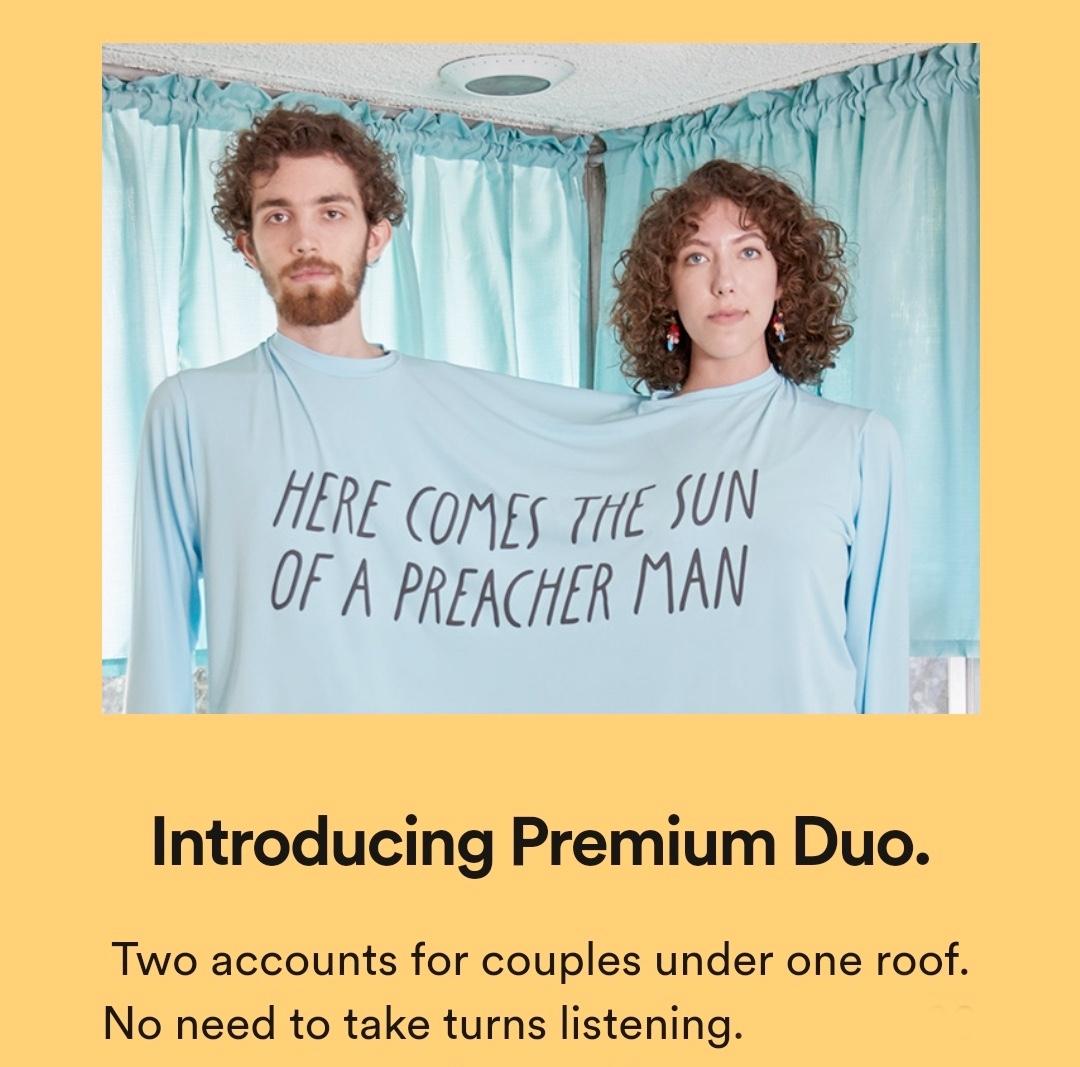 Spotify Premium Duo 001
