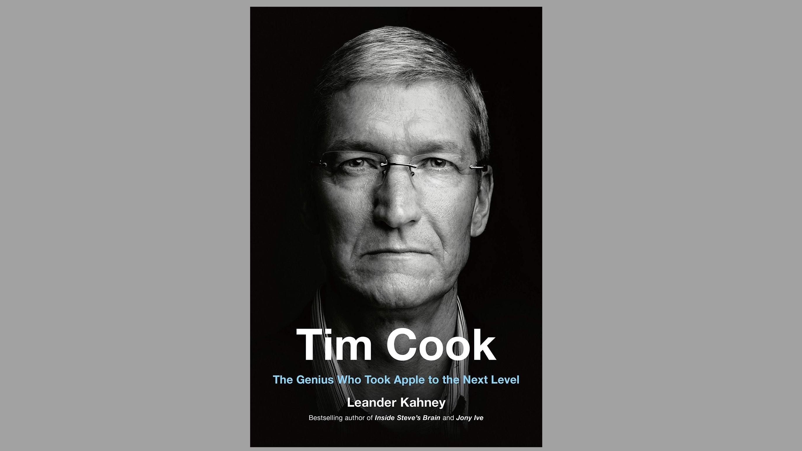 Tim Cook biografie