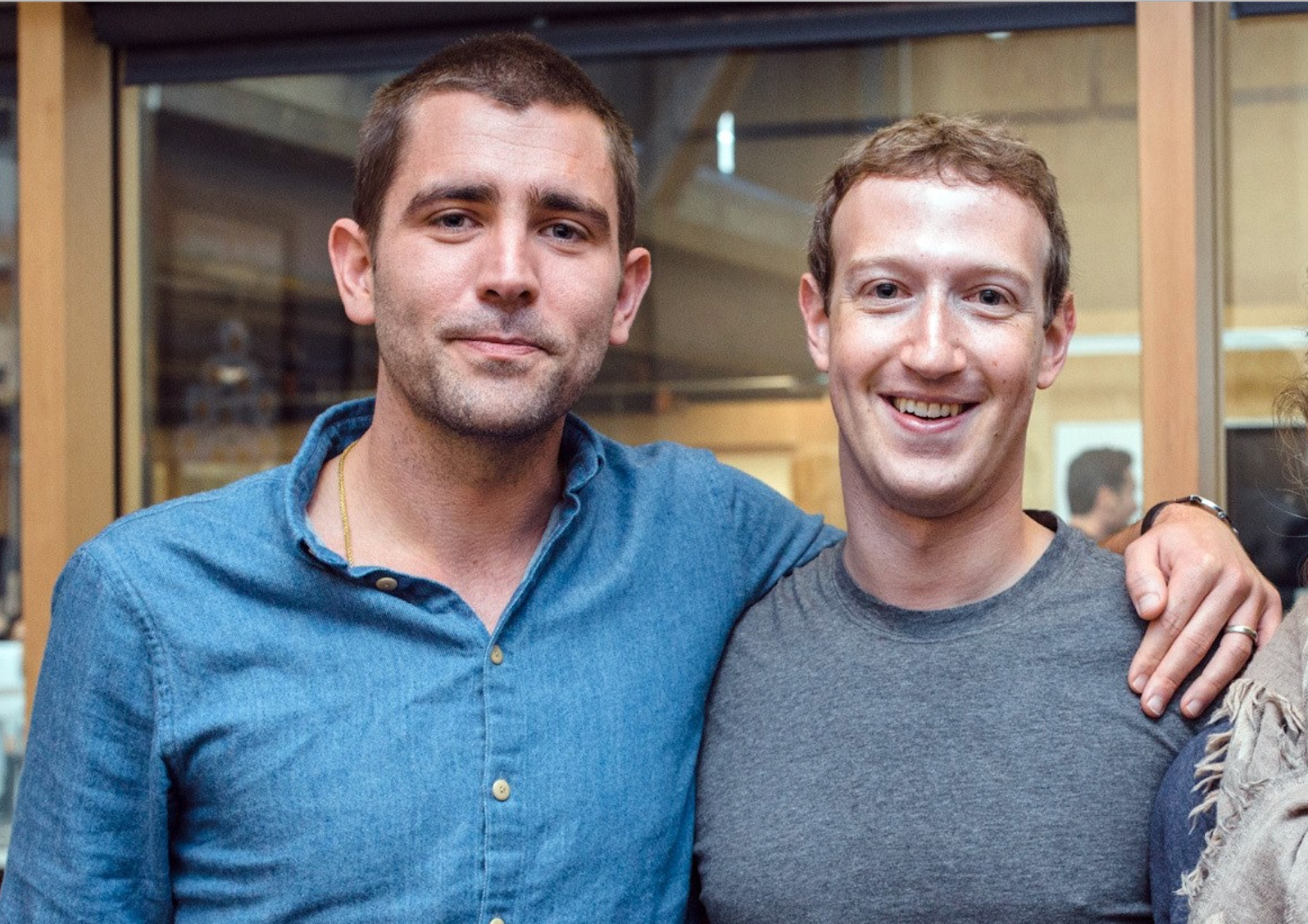 chris cox mark zuckerberg facebook