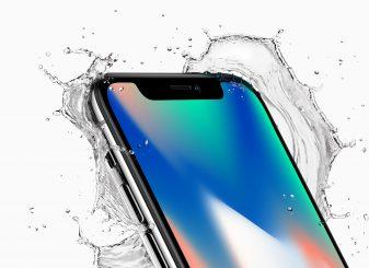 iPhone 2019 onder water
