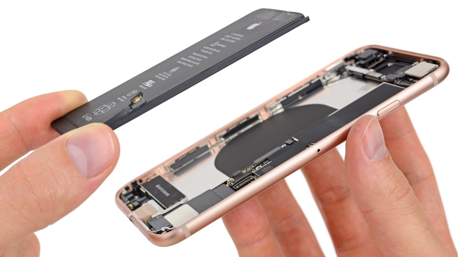 iPhone accu