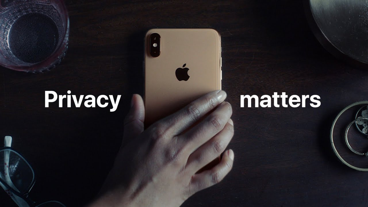 Apple privacy Tencent