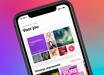 Apple Music algoritme 16x9