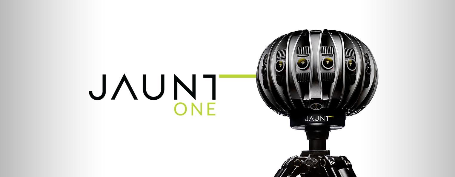 Jaunt One VR Apple