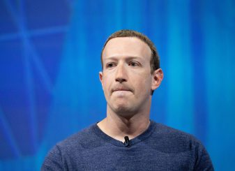 Mark Zuckerberg van Facebook Project Libra