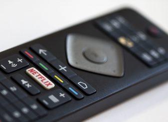 Netflix afstandsbediening