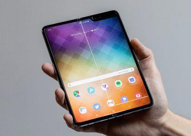 Samsung Galaxy Fold stuk 16x9
