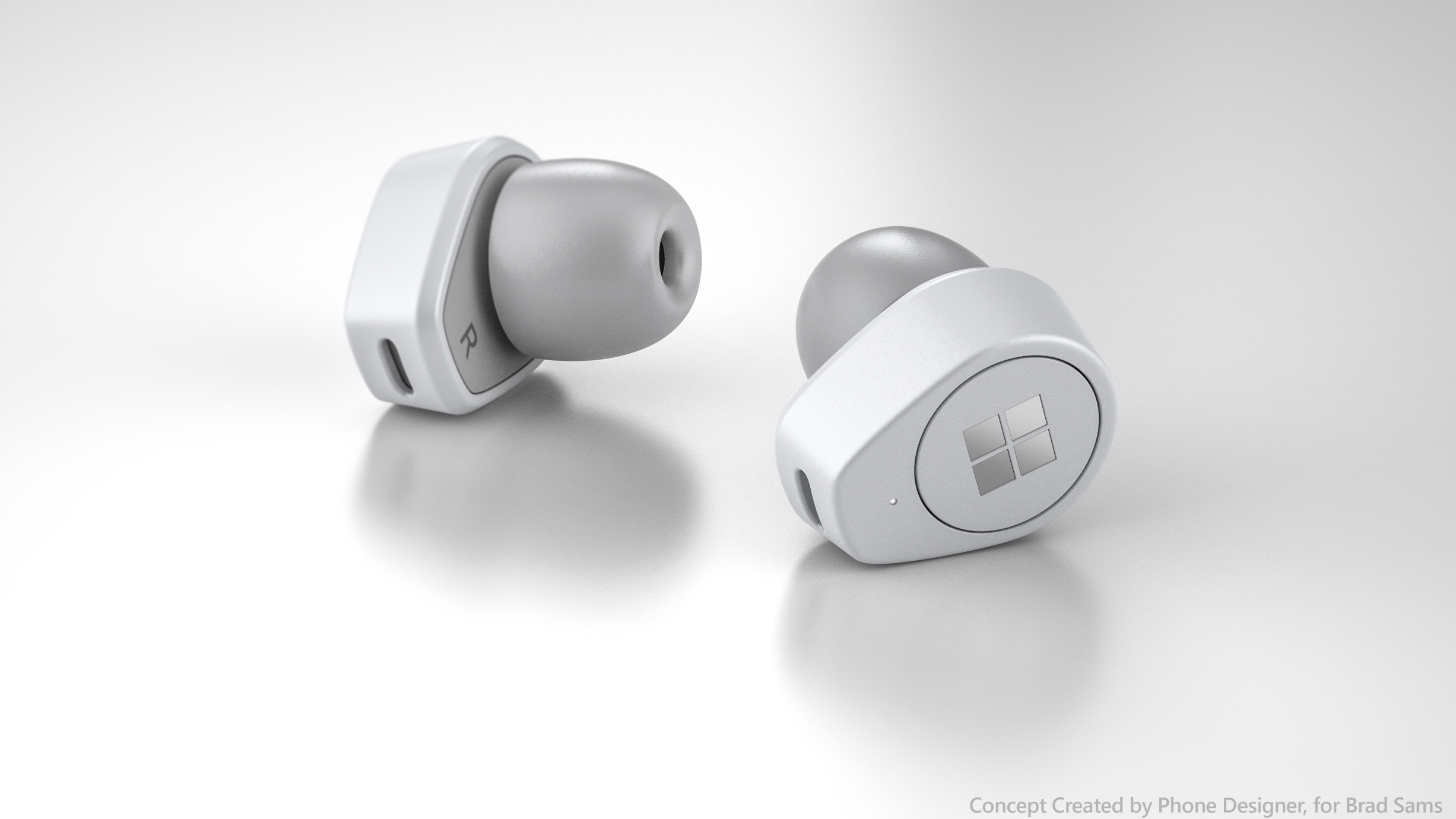 Surface Buds AirPods Concurrent