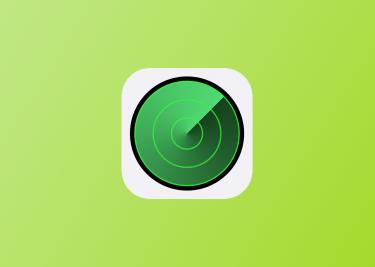 iOS 13 find my iPhone 16x9