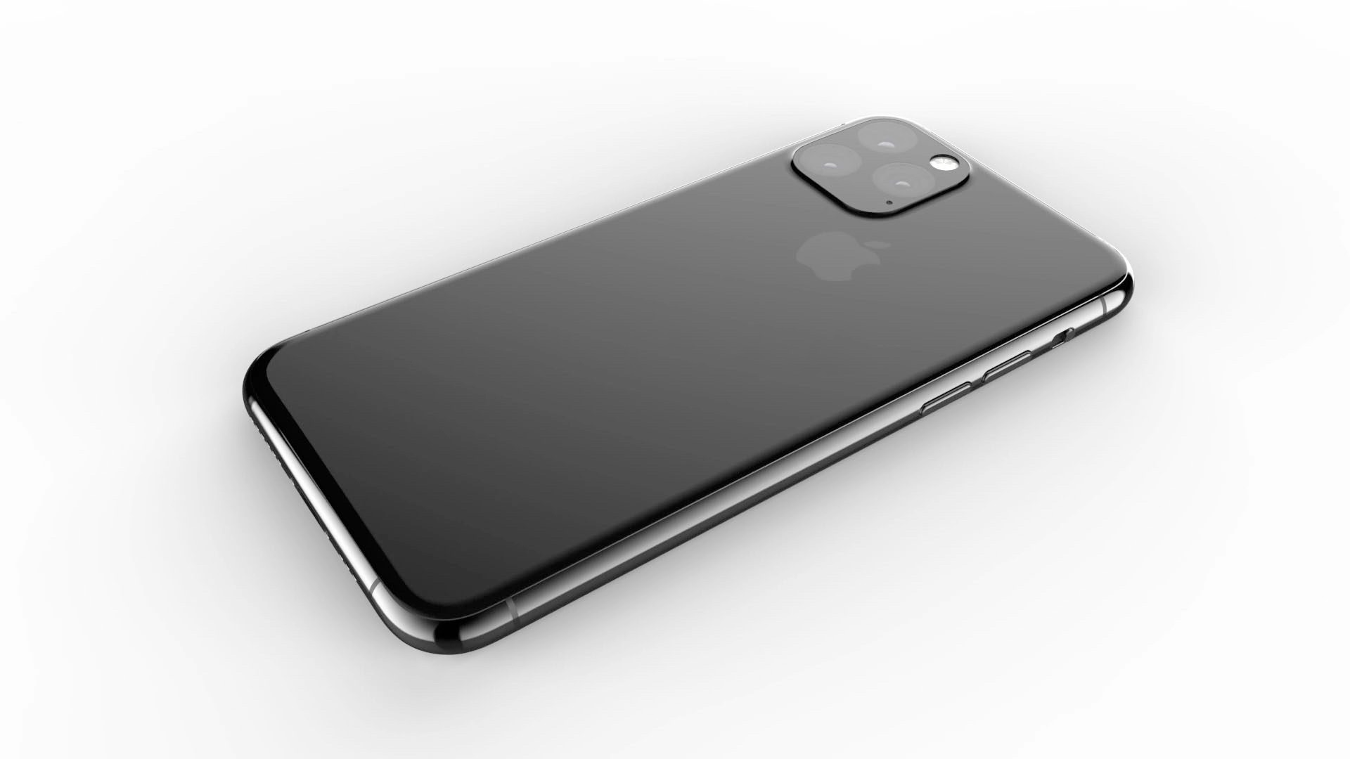 iPhone 2019 render