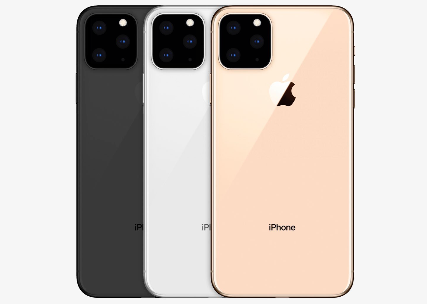 iPhone 2019 renders 001