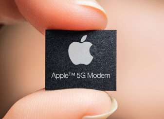 Apple 5G modem iPhone