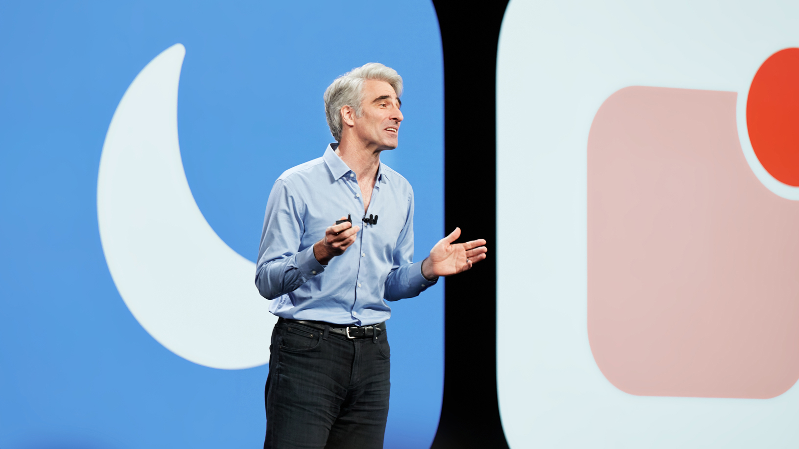 Craig Federighi Apple privacy