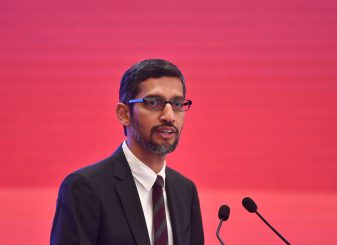 Google CEO Sundar Pichai privacy