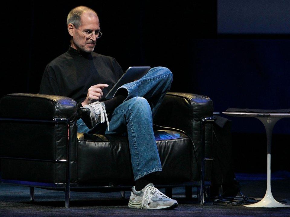 Steve Jobs voorspelde al lang geleden de komst van de iPad