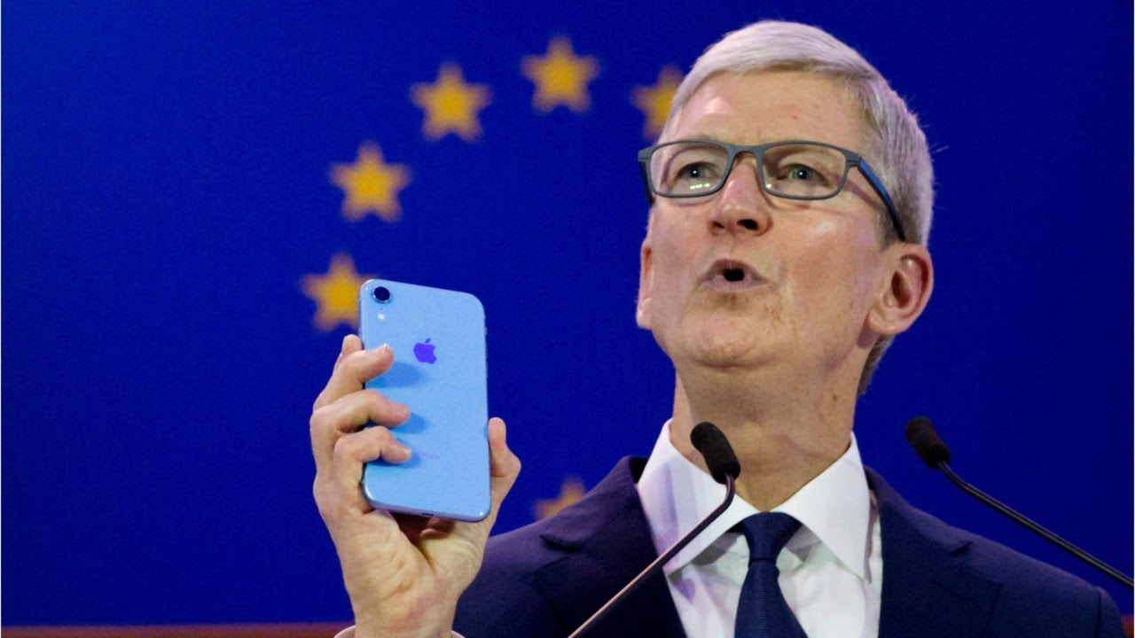 Tim Cook privacy speech in Brussel