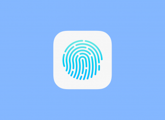 Touch id Apple iPhone 2020