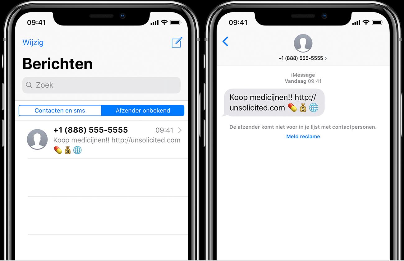 iOS 12.3.1 Berichten-app 001