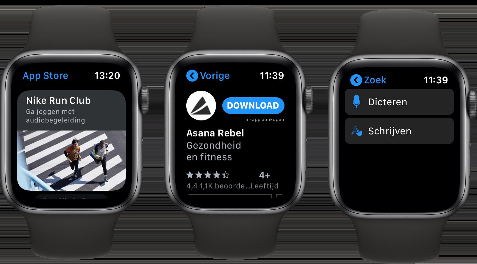 App Store watchOS 6 001