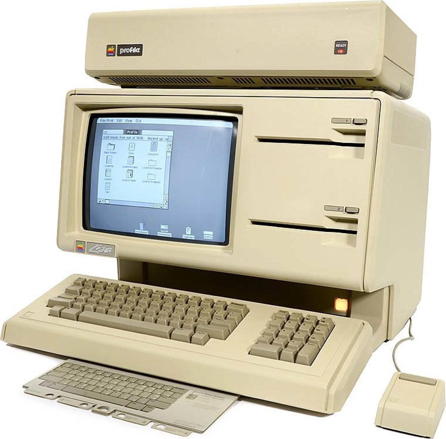 Apple Lisa 1