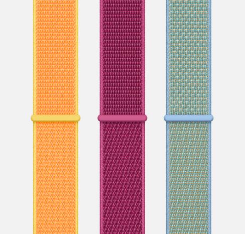 Apple Watch 2019 zomer sport loop