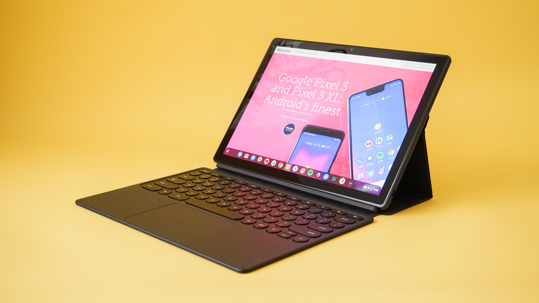 Google Pixel slate tablet 001