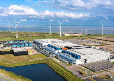 Google datacenter Nederland iCloud