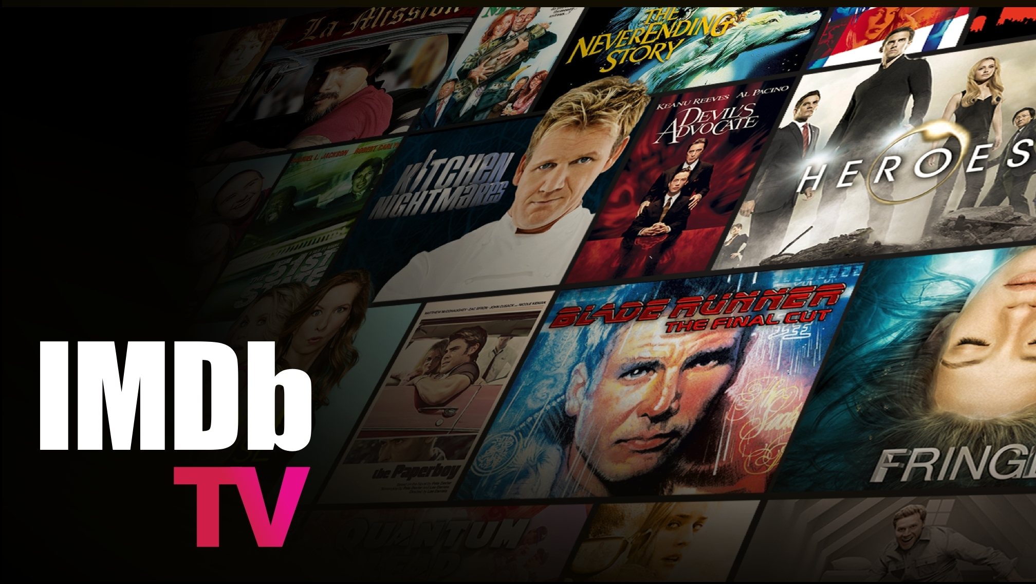 IMDb TV gratis streamingdienst