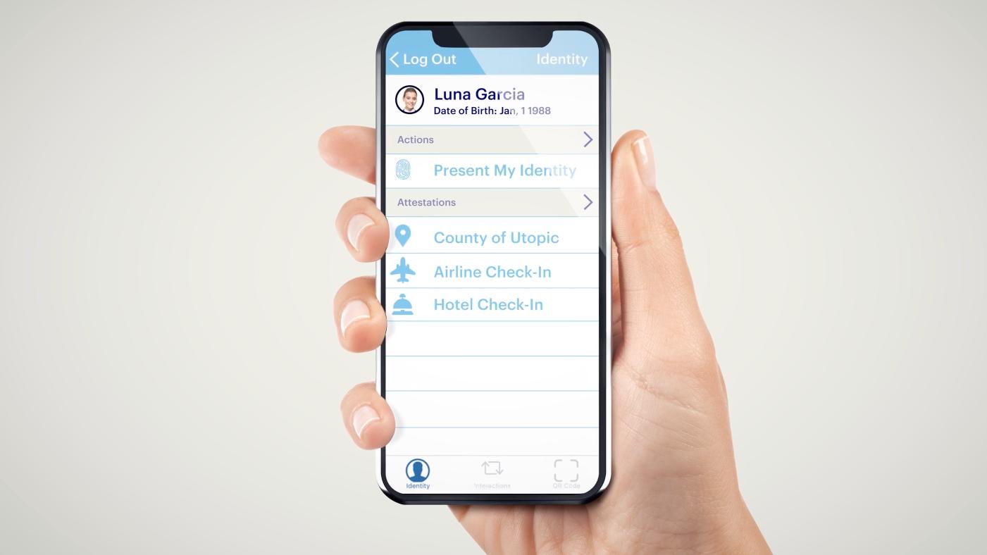 Paspoort als iPhone-app KLM schiphol 16x9