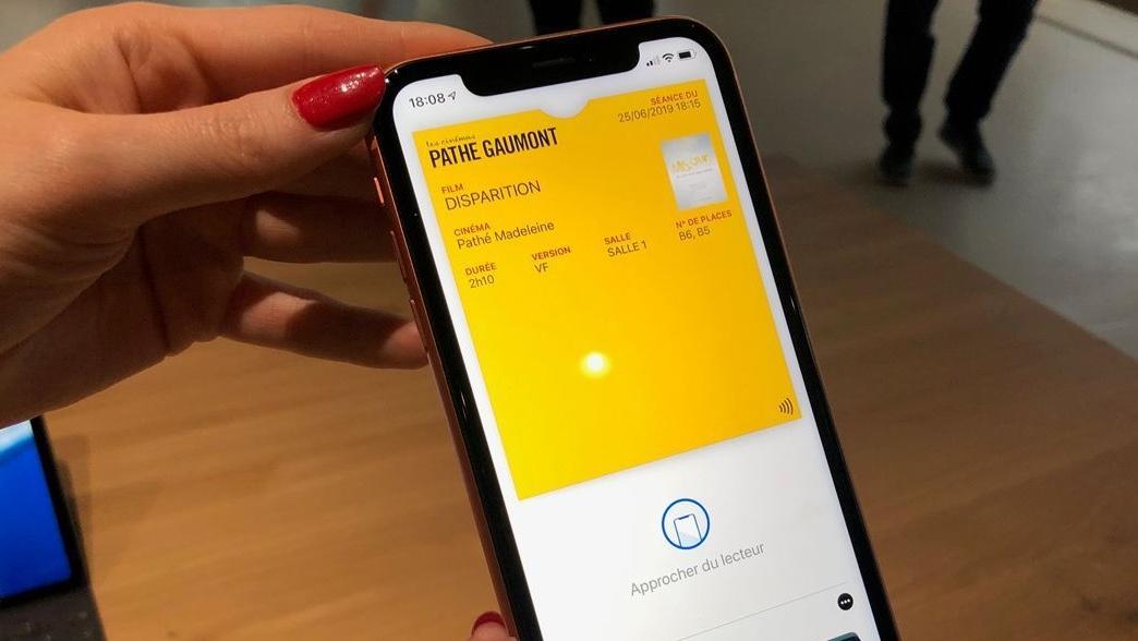 Pathé Bioscoop Apple Pay Nederland bioscoop
