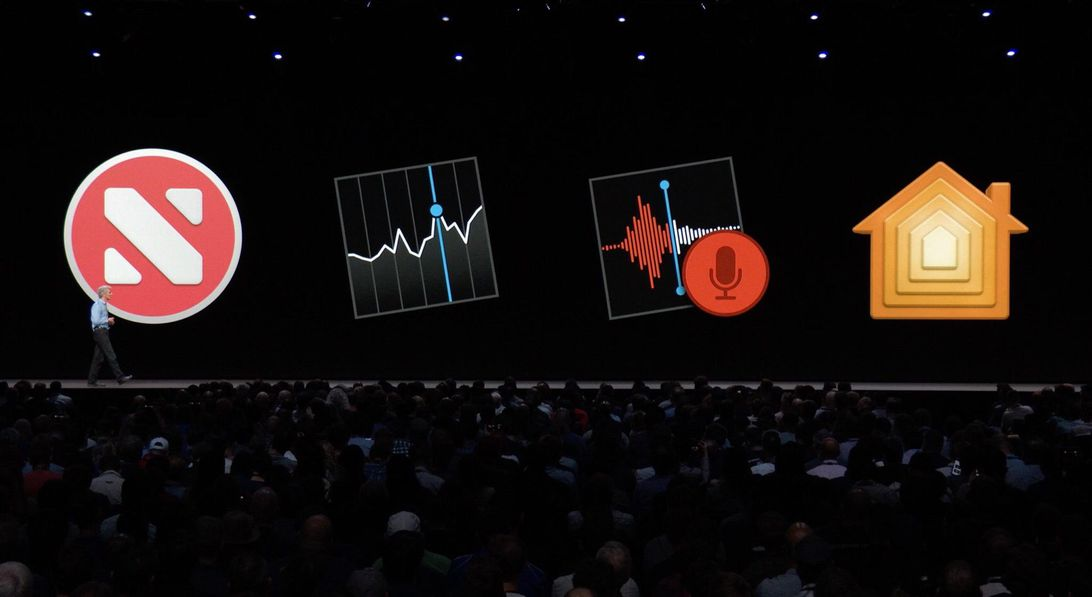iOS apps voor de Mac
