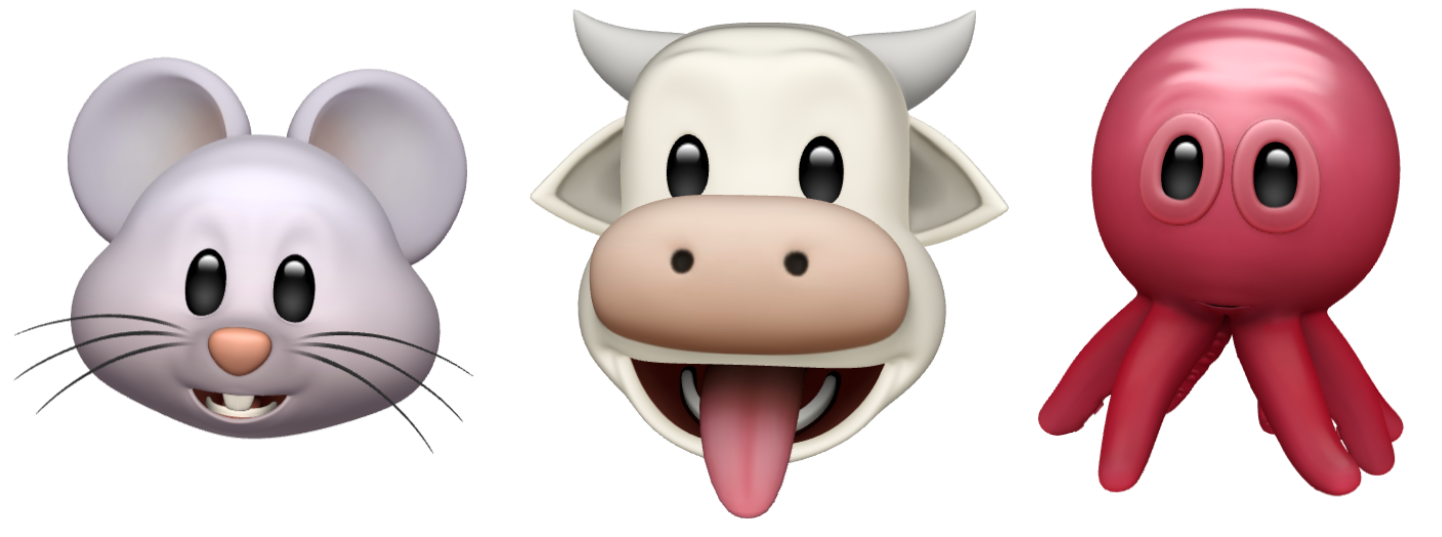 iOS 13 animoji 001