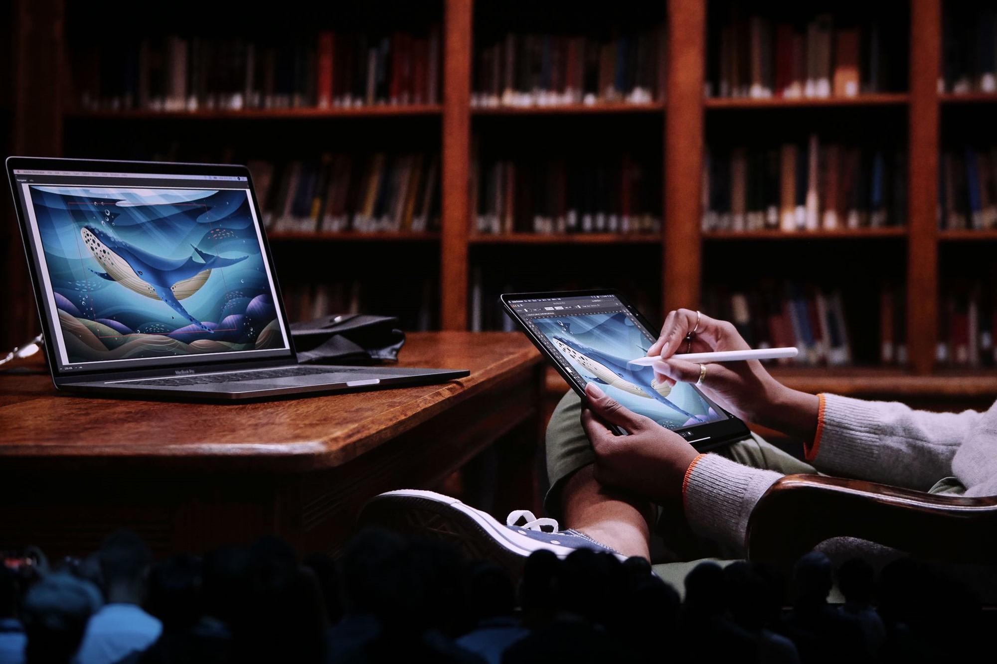 iPad op Mac