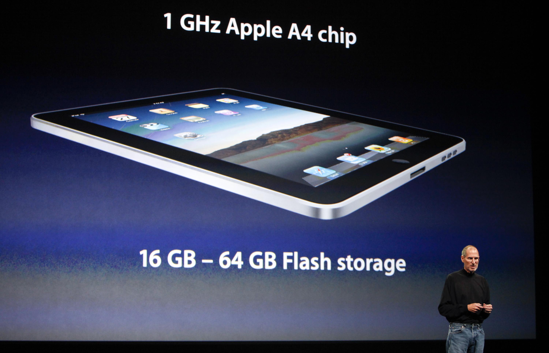 Introductie van de A4 chip