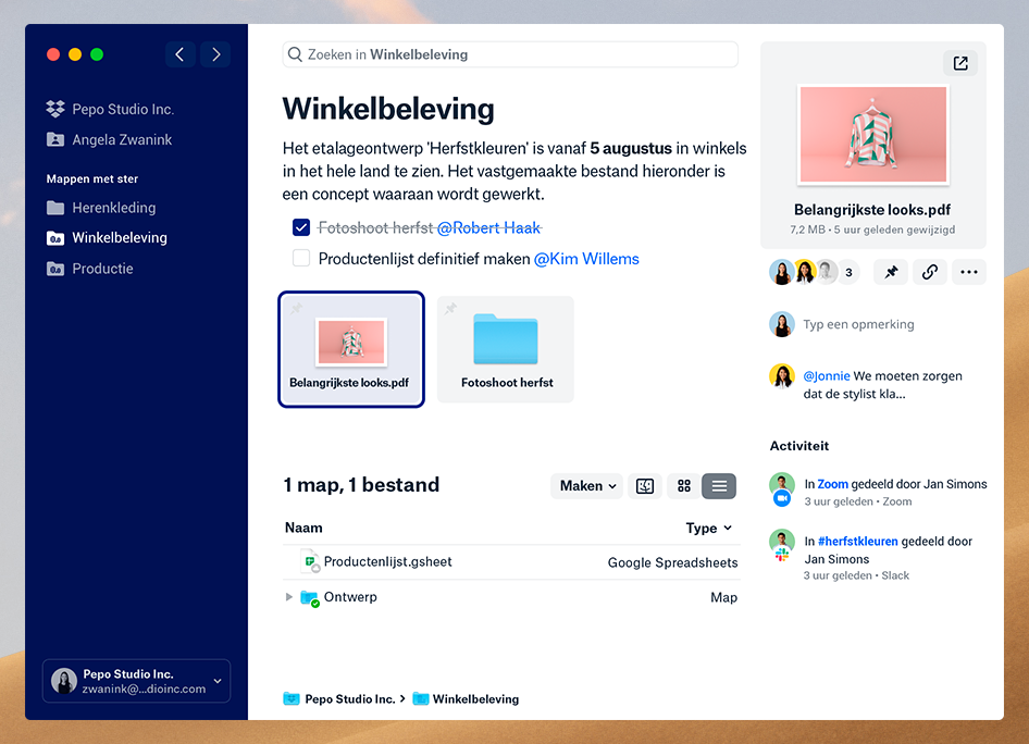 Dropbox nieuwe app 2019 001