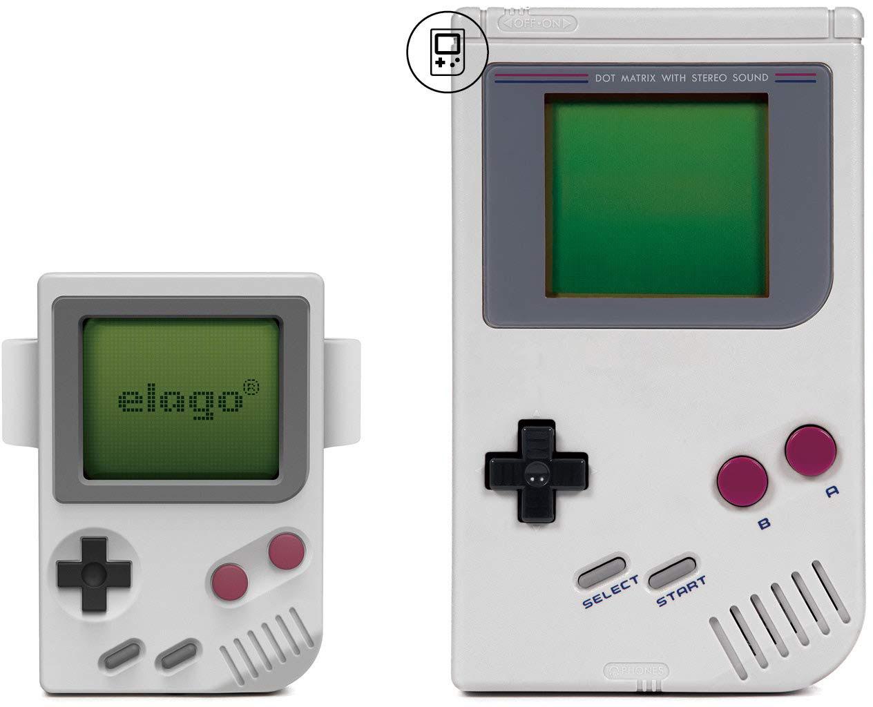 Elago Apple Watch stand Gameboy