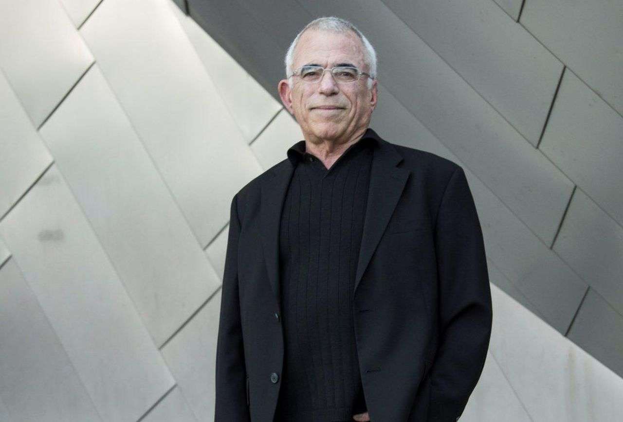 Rob Janoff, de bedenker van het Apple logo