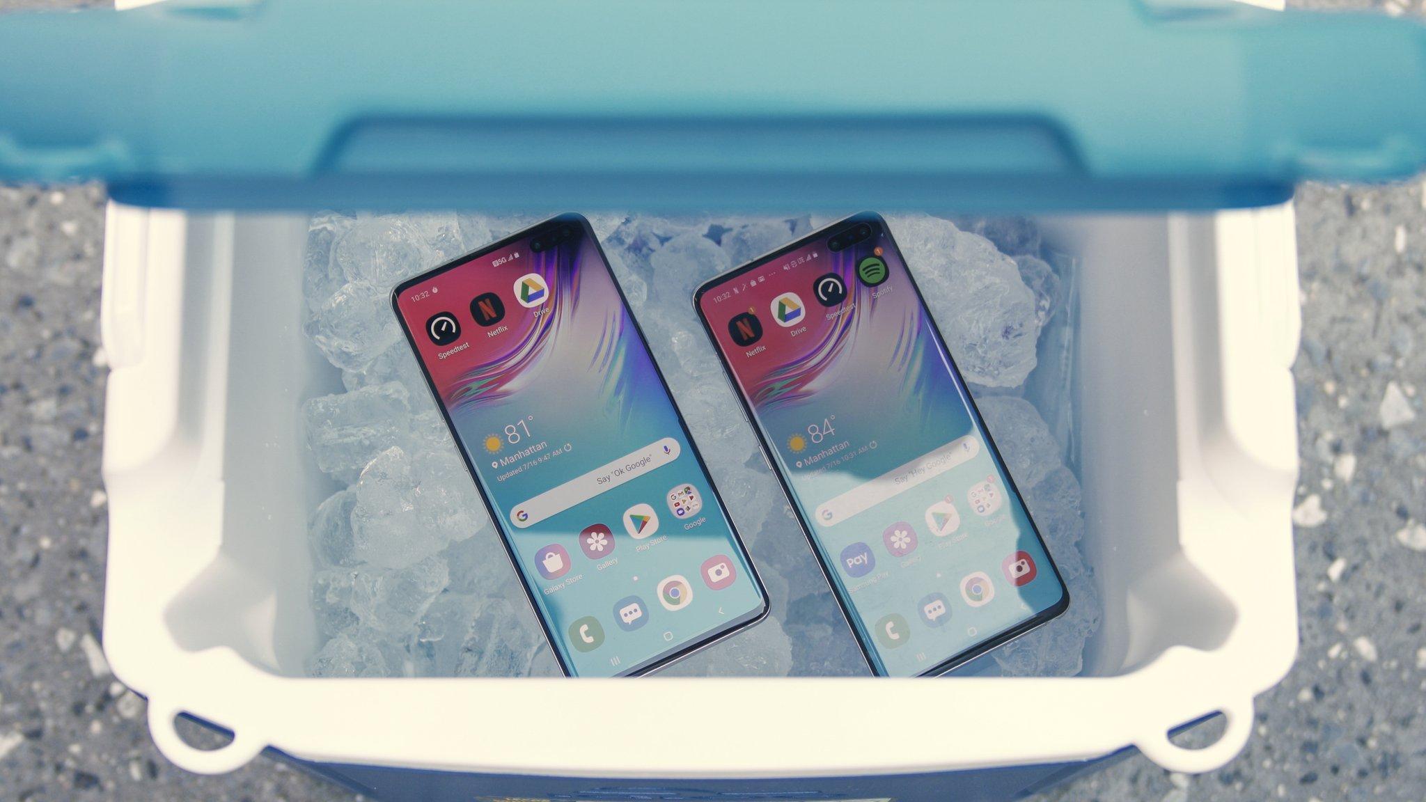 Samsung 5G koelbox 001
