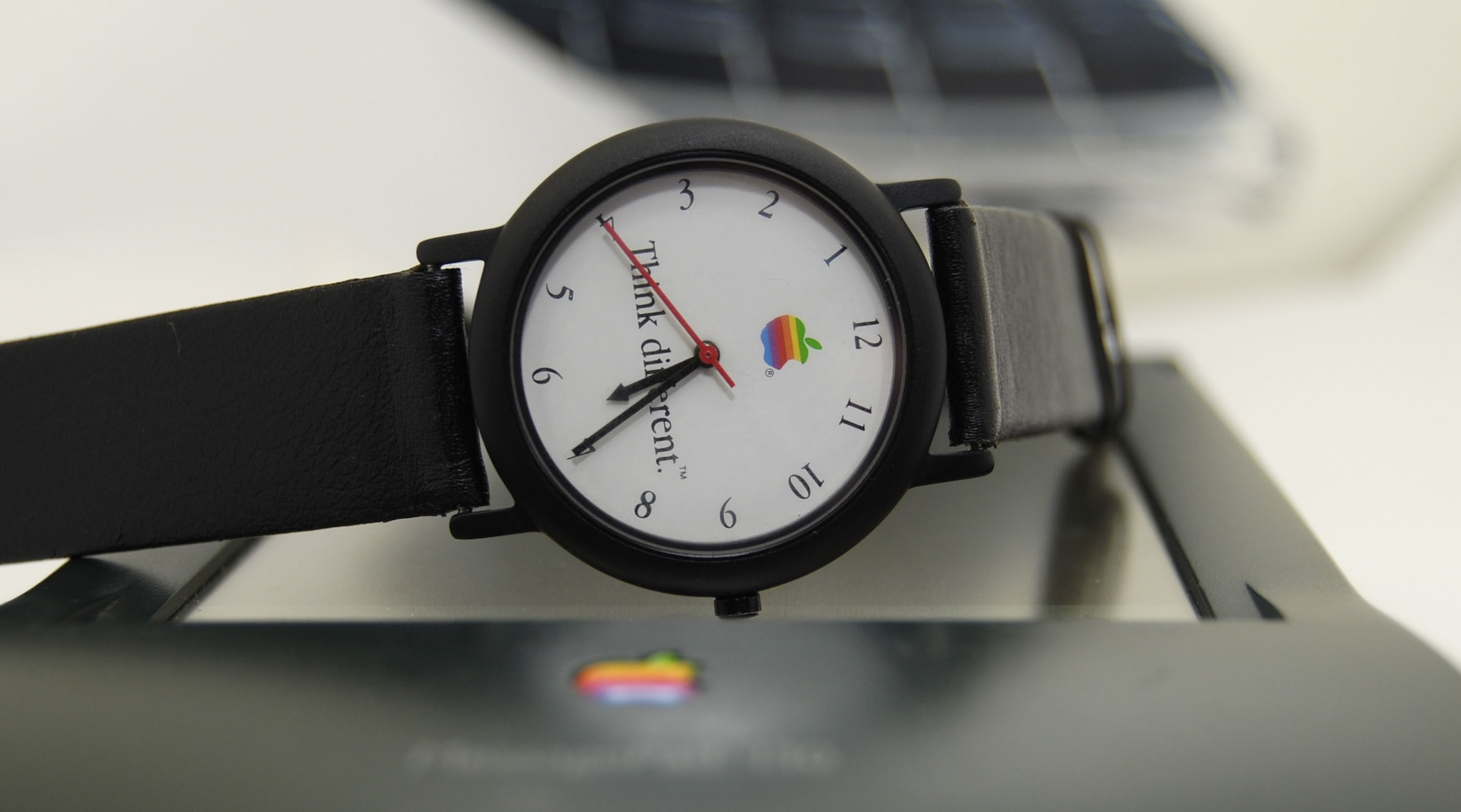 Apple horloge 'Thing Different'