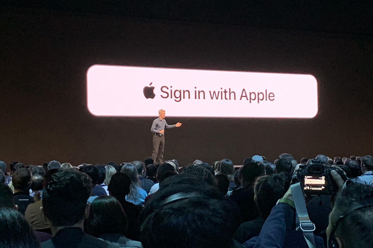 Kritiek door OpenID Foundation op 'Sign in with Apple'