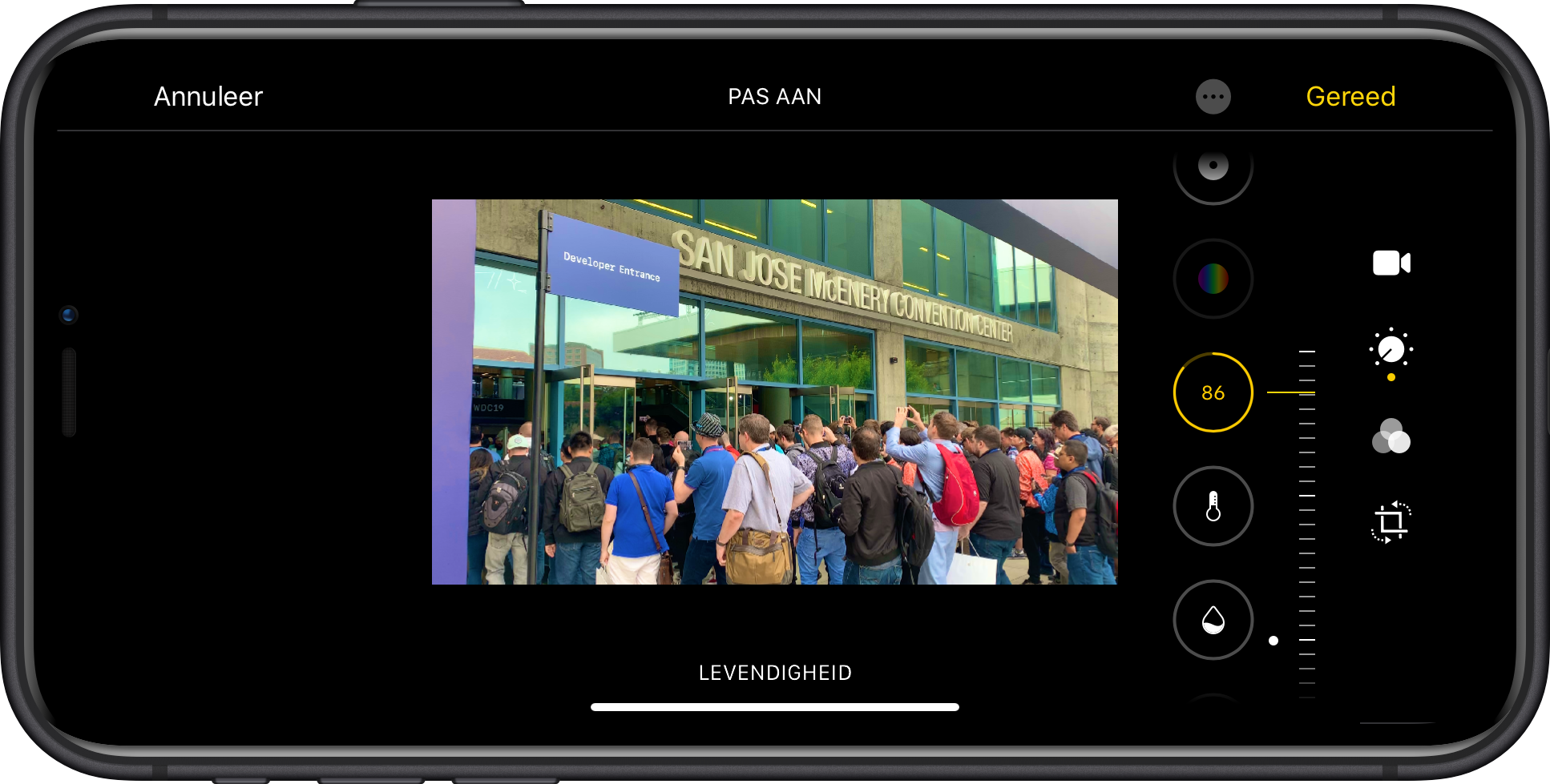 iOS 13 video aanpassen 001