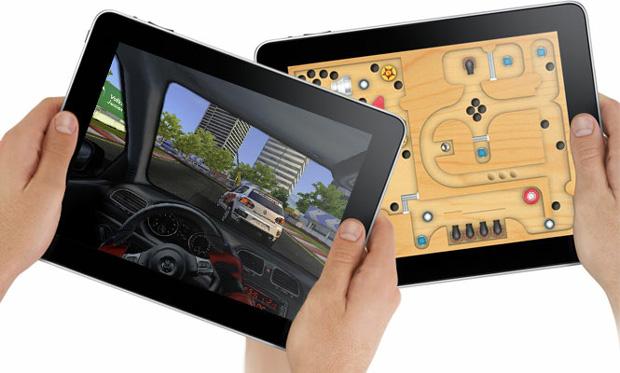 Gaming op de iPad