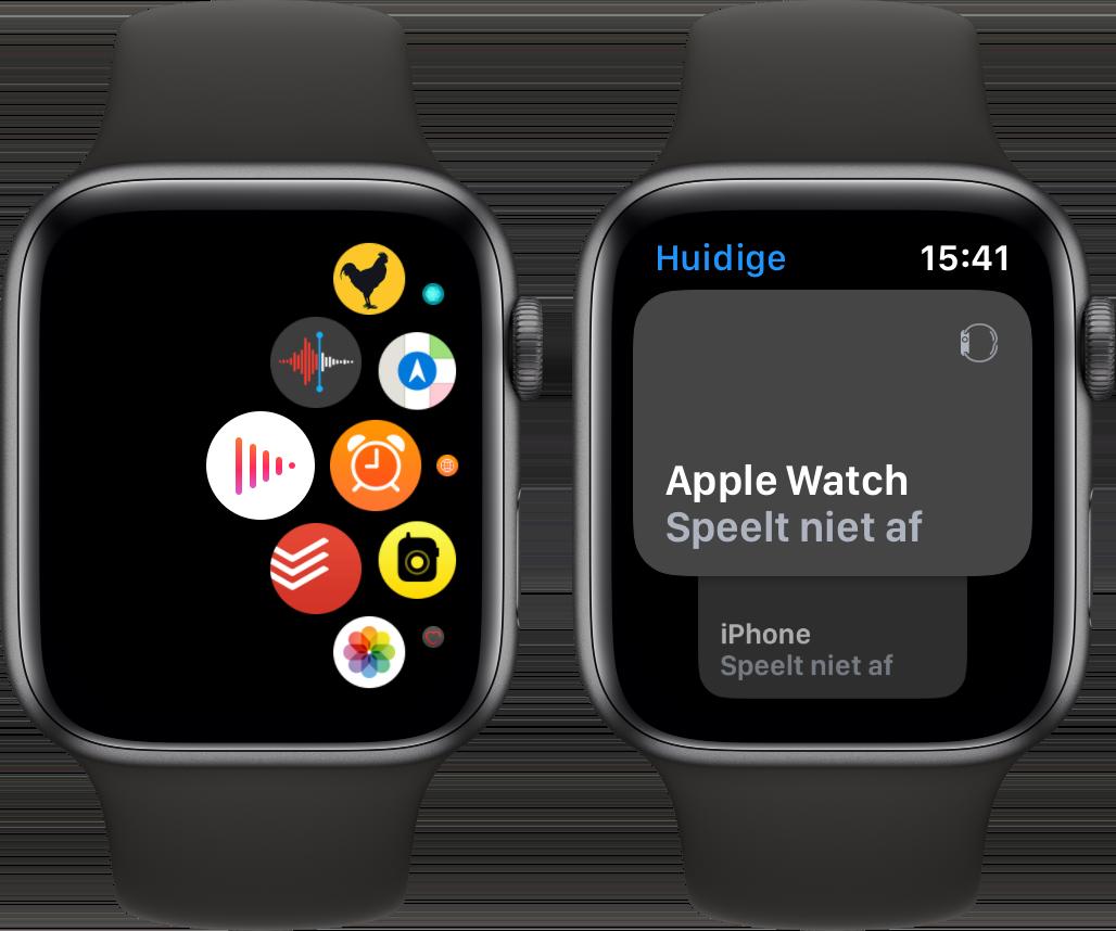 watchos 6 huidige app 001